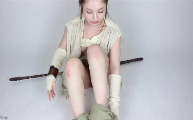 Lilcanadiangirl – Naughty Rey写真欣赏