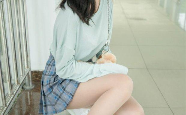 [MSLASS]梦丝女神 – 酥酥 恬静的小白鞋丝袜[38P-332M]