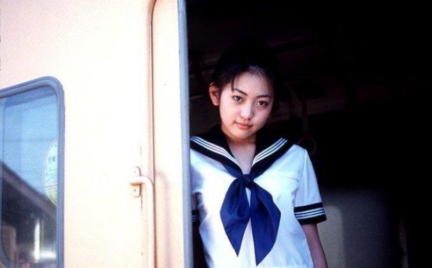 [NS Eyes写真套图]1999.09.28 SF-No.026 Yumi Egawa(江川有未)-UNDERAGE!