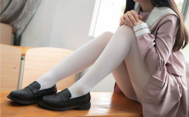 喵糖映画 VOL.074 粉色JK小姐姐[49P-323M]