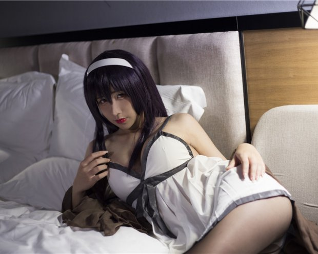 九曲Jean-睡衣学姐[13P]