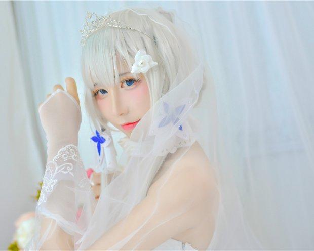 九曲Jean-花嫁光辉[22P]