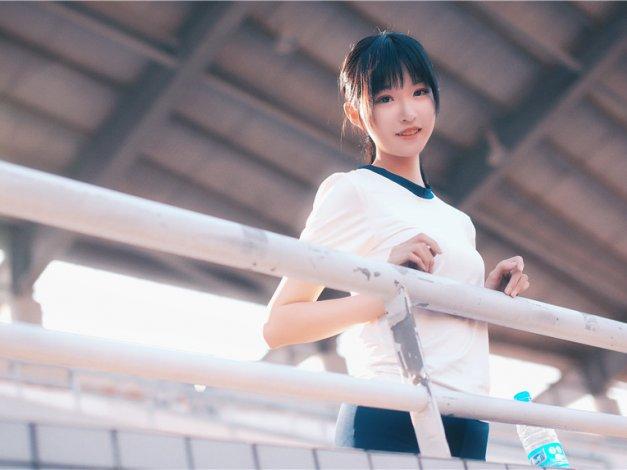 沧霁桔梗-黑丝体操服[53P-756M]