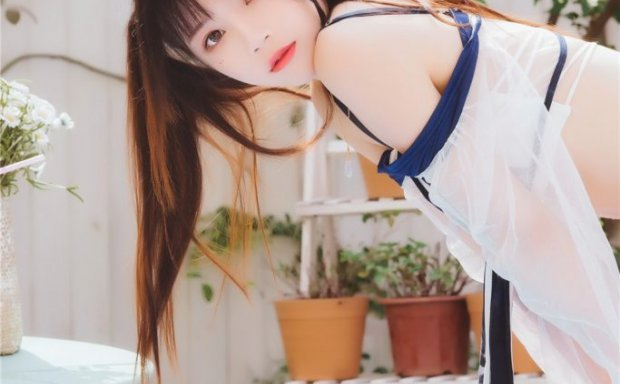 桜桃喵-无尽夏 清凉泳装[58P-1.02G]